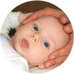 Osteopathie für Babys